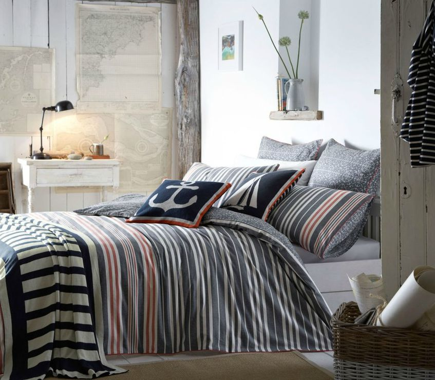 ocean inspired bedroom ideas from seasalt nautical ocean rh pinterest com