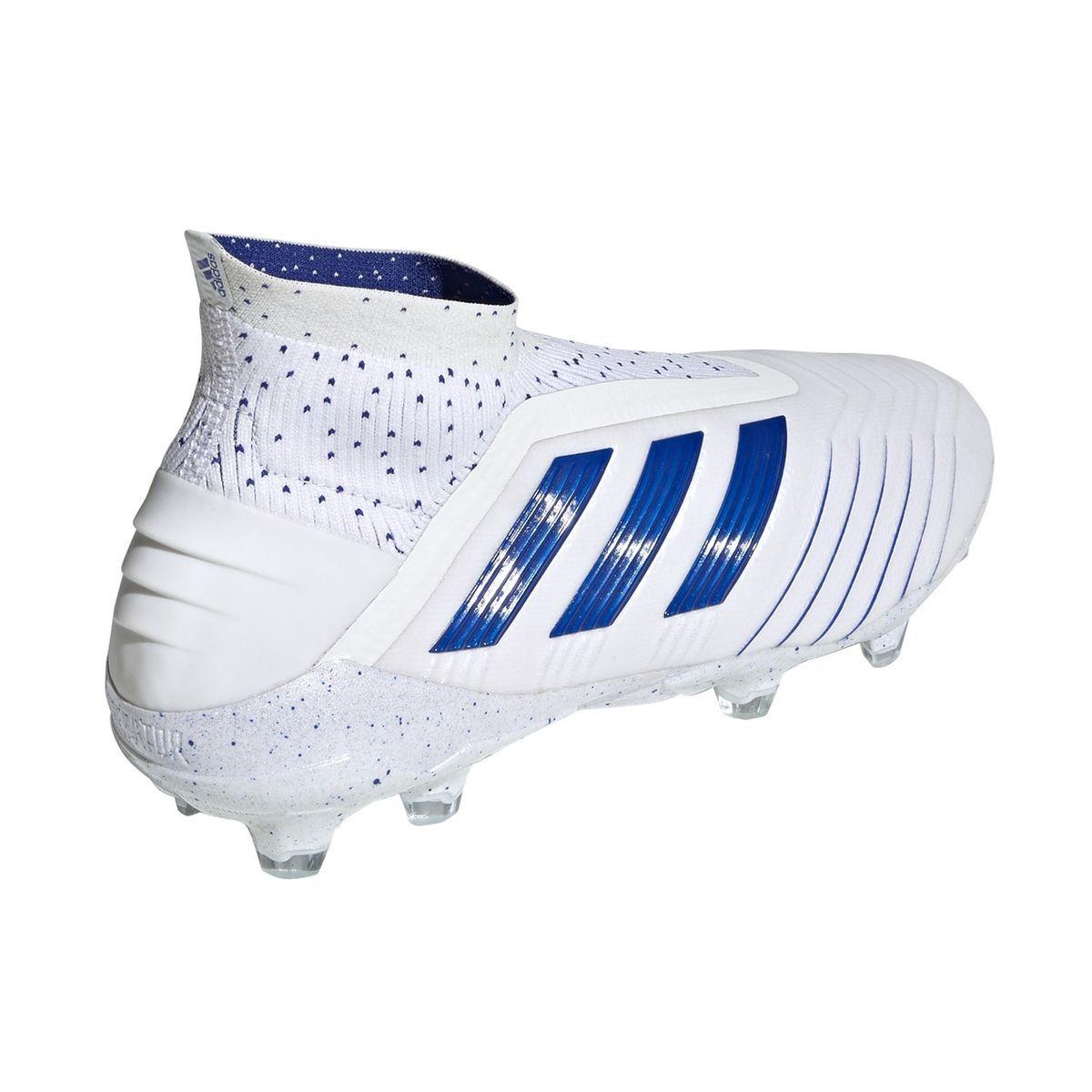 Chaussures Football Predator 19+ Fg Blancbleu Taille : 42