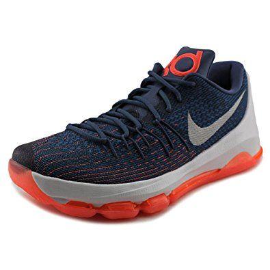 huge selection of 55098 5858c Nike KD 8 Men US 11.5 Blue Basketball Shoe Review