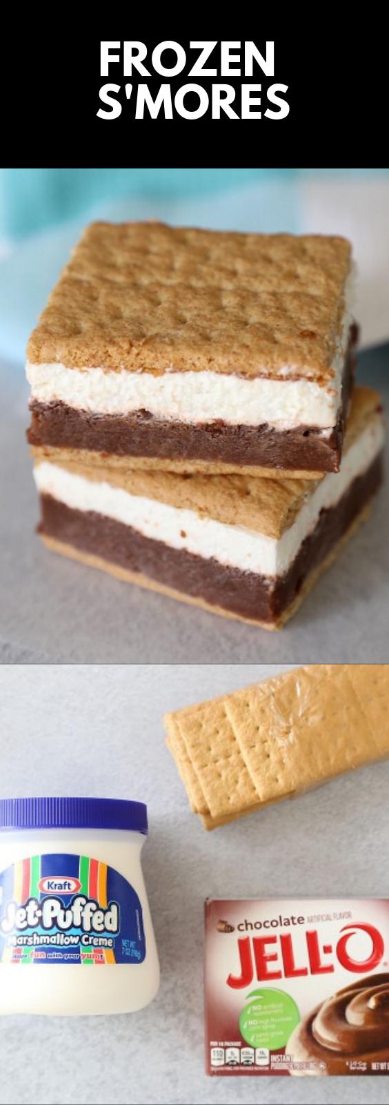 S'mores Dessert Recipes Frozen S'mores Dessert RecipesFrozen S'mores Dessert Recipes