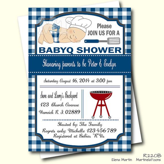 Blue barbeque baby shower invitation bbq invite barbecue baby blue barbeque baby shower invitation bbq invite barbecue baby shower invite printable babyshower invitation diy coed baby shower boy filmwisefo Gallery