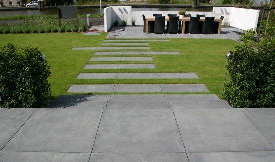 Zen Tuin Aanleggen : Moderne tuinen