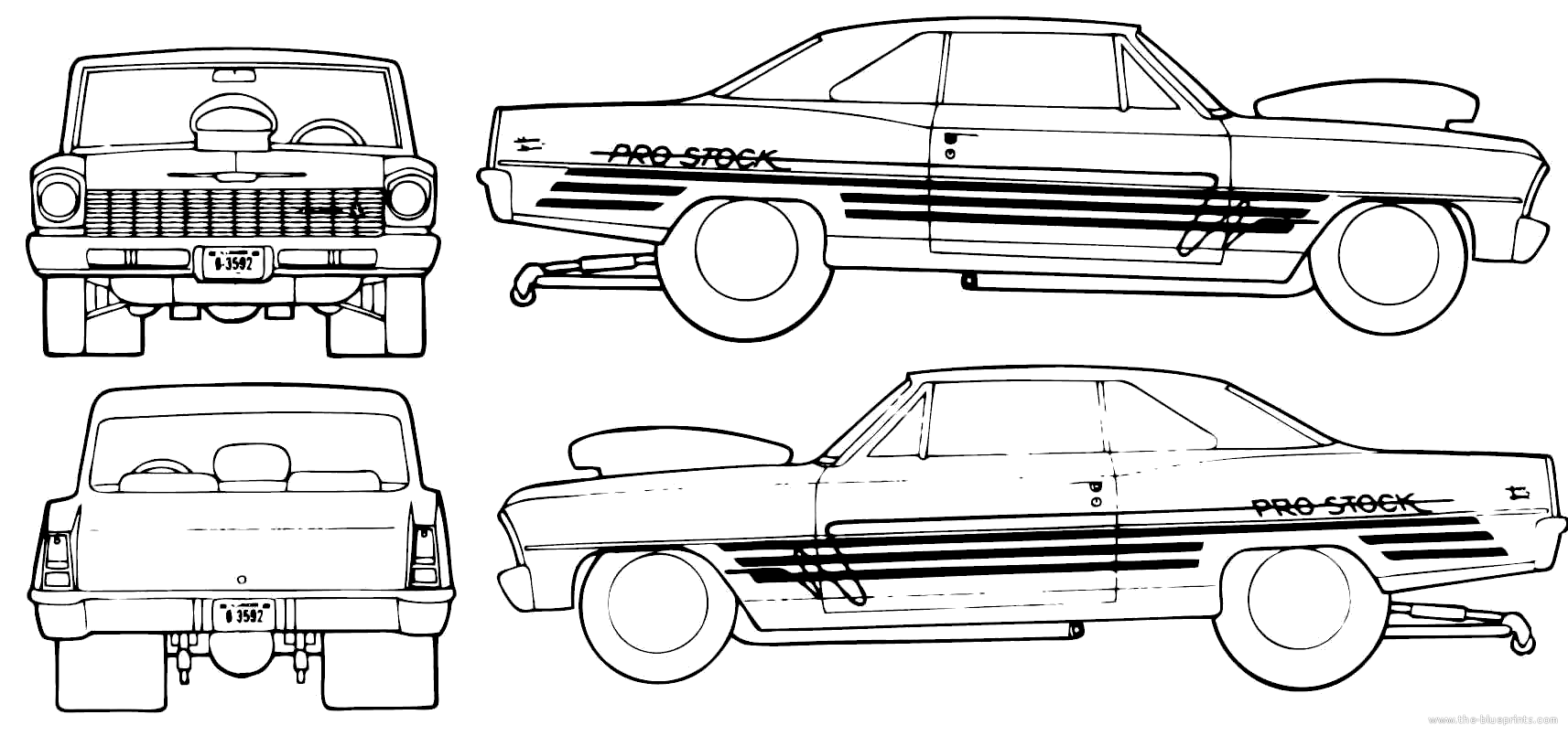 The Blueprints Blueprints Depot Cars Chevrolet