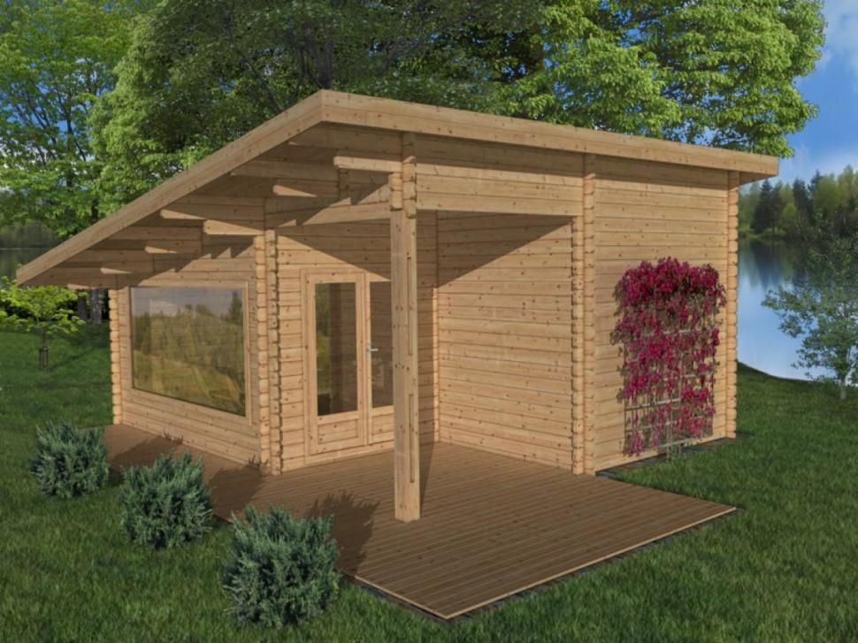 Pin by Hillary King on Shed roof design, Modern
