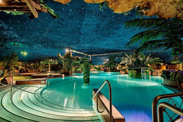 Preston Palace indoor swimming pool, Almelo, NL Dream