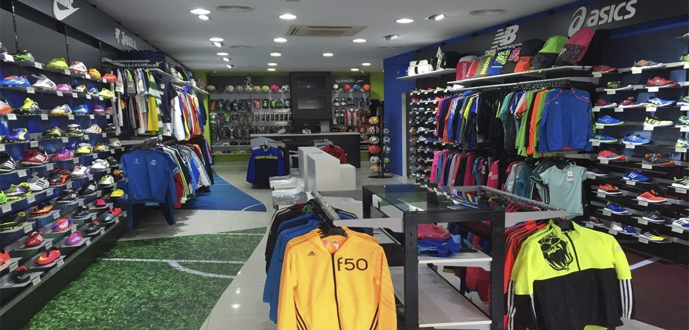 Tienda Deportiva En Badajoz Por Mofexsa Tiendas