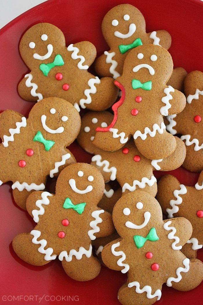 1001 Ideas De Recetas Sobre Galletas De Navidad Diy