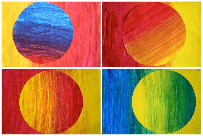 Primary Colour Gra Nts