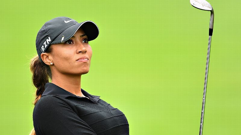 Cheyenne Woods Has The Name And Wants To Prove She Has The Game Cheyenne Woods Women Golfers Golf Set