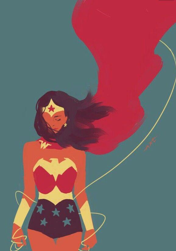 Beautiful Wonder Woman Art Wonder Woman Wonder