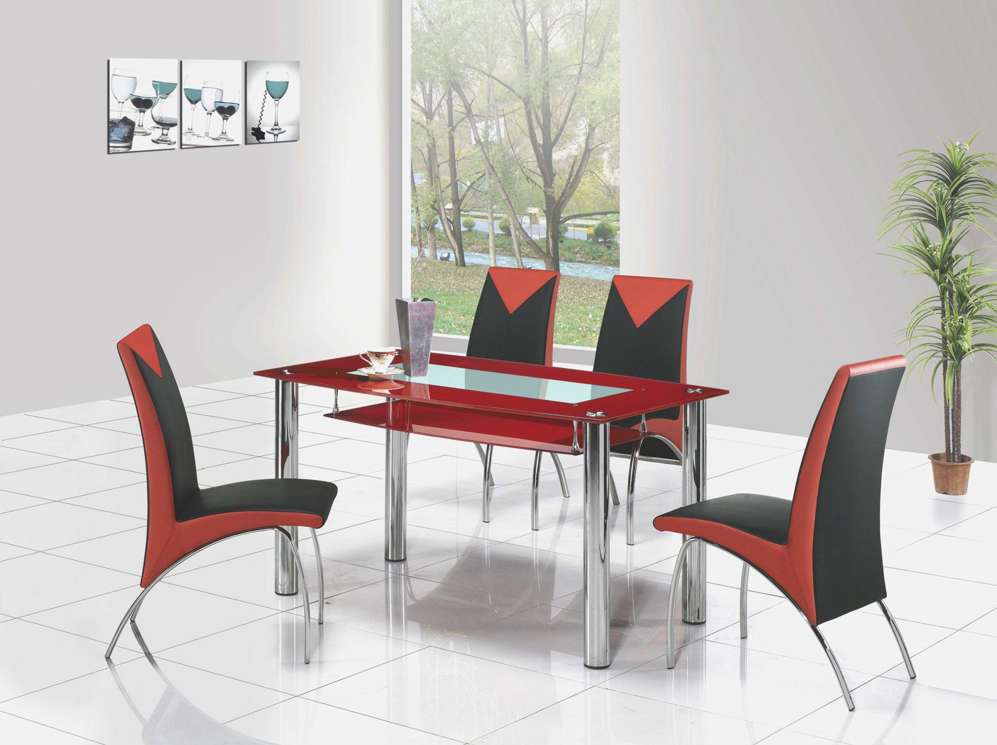 glass kitchen table and chairs glass dining table set price gem rh pinterest co uk Glass Top Kitchen Table Sets Round Glass Top Dining Table