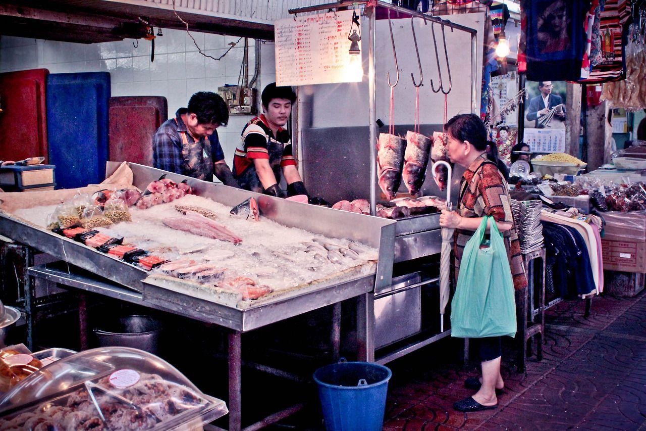 Bangkok, Mai 2014 #Bangkok #Thaimarket