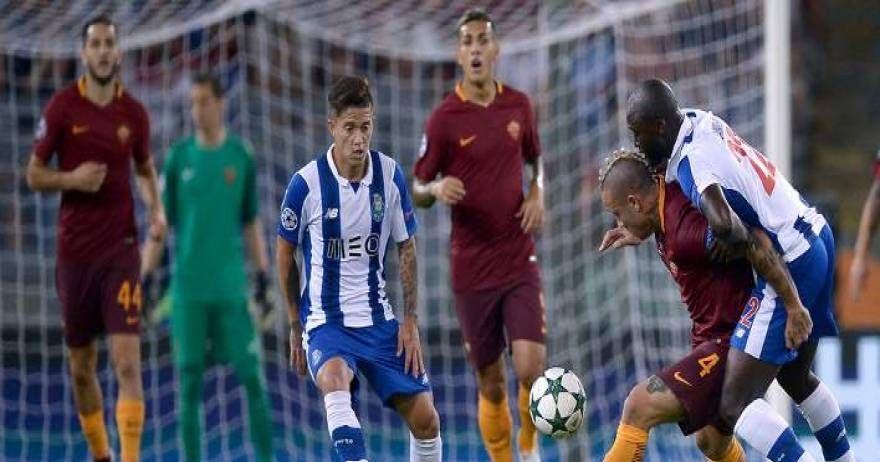 Champions League: Προκρίθηκε η Πόρτο -Κέρδισε τη Ρόμα 3-0