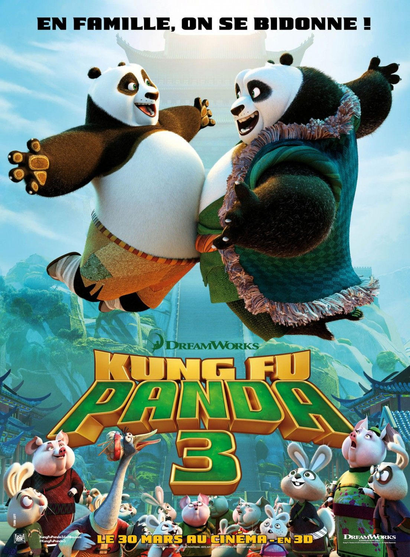 Kung Fu Panda 3 Extra Large Movie Poster Image Internet Movie Poster Awards Gallery Kung Fu Panda 3 Panda Movies Kung Fu Panda