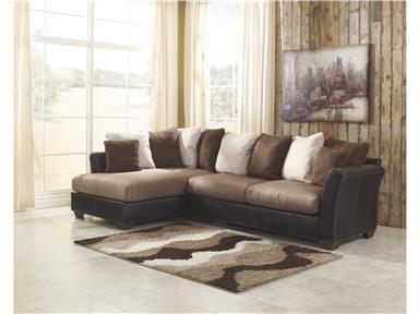 shop for ashley signature design laf corner chaise 1420116 and other living room sectionals. Black Bedroom Furniture Sets. Home Design Ideas