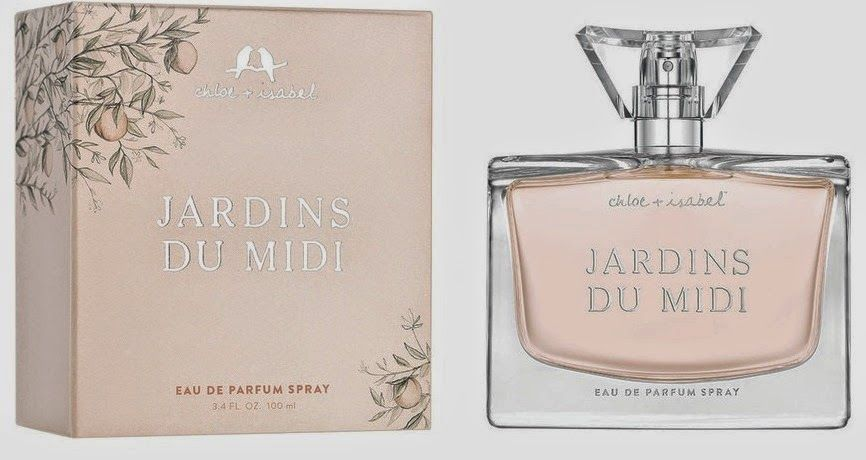 Jardins Du Midi fragrance.  Fashion Blog by Apparel Search