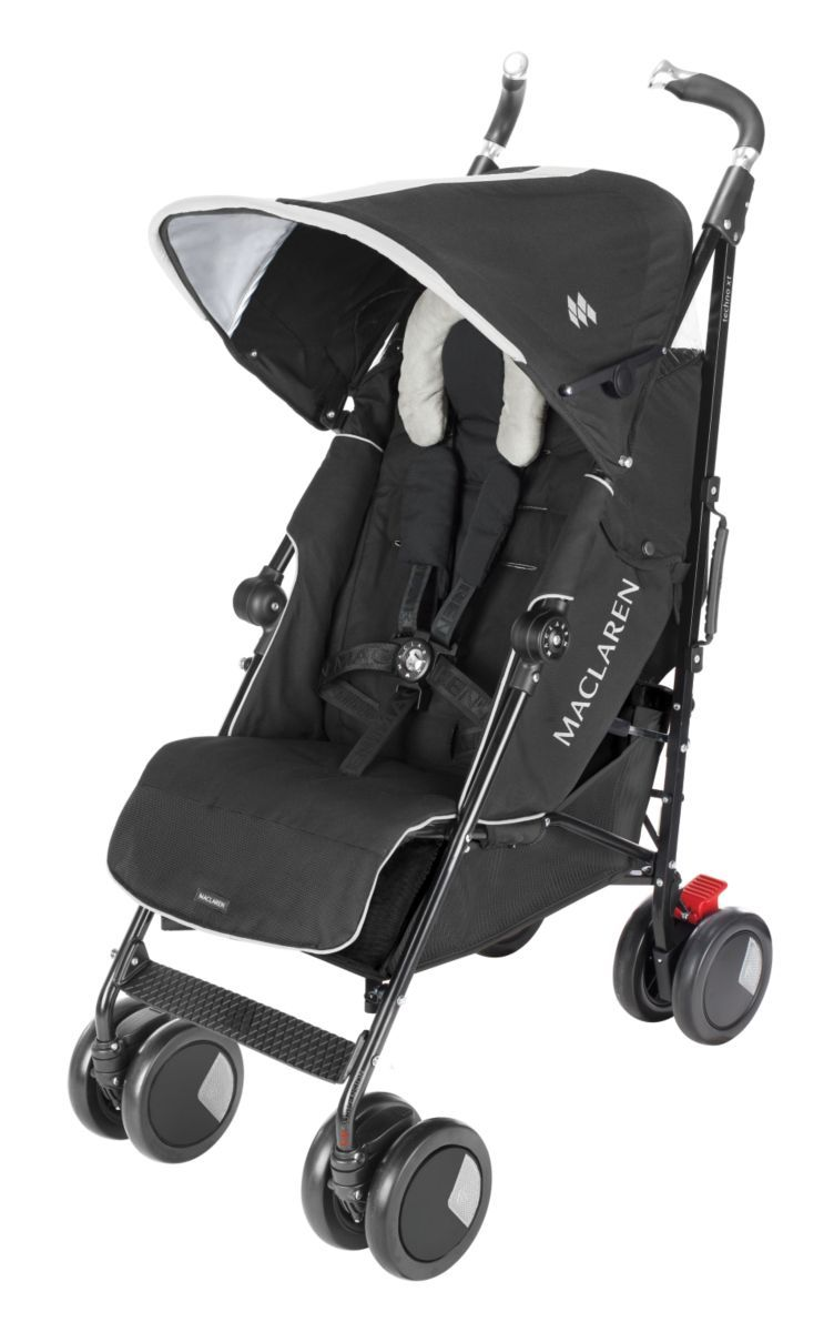 I'm shopping Maclaren Techno XT Stroller Black in the