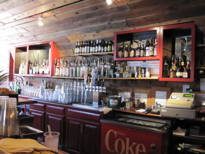 Neons bar in cincinnati, OH    hodge podge cabinetry and