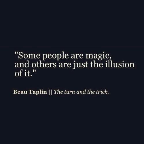 Magic Illusions People Him Her Boyfriend Girlfriend Love Fake