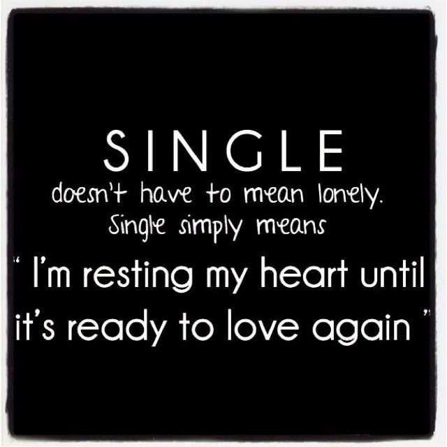 Rebound Relationship Quote About Love: Quotes About Being Single