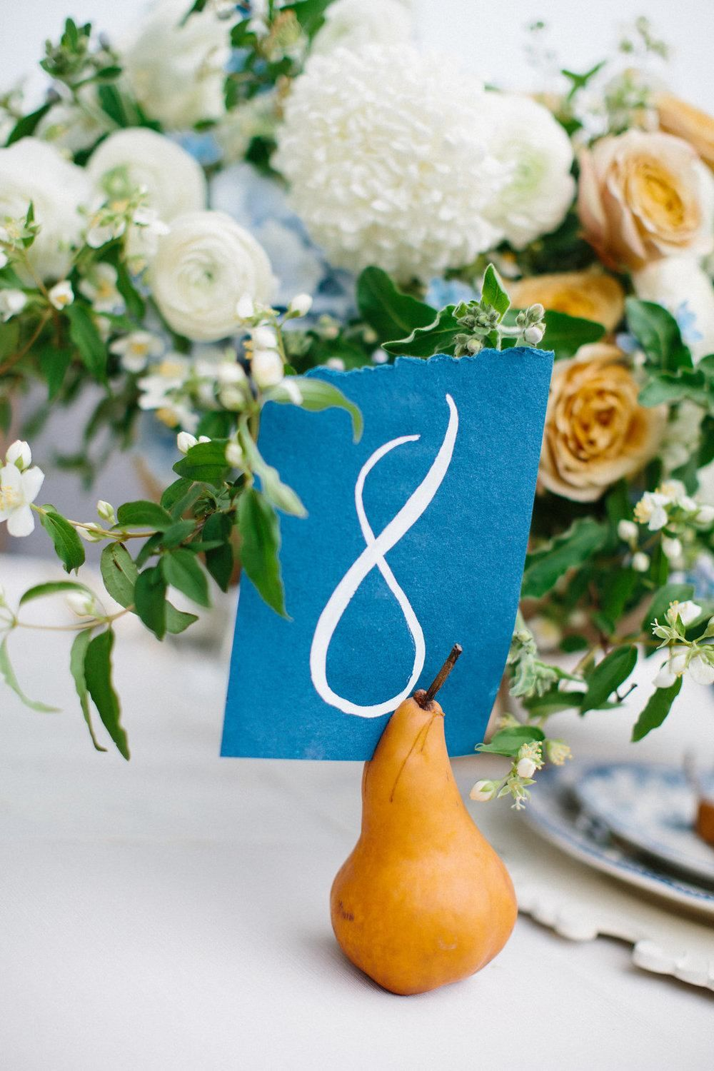 soft cerulean wedding inspiration in the midwest table numbers rh pinterest com