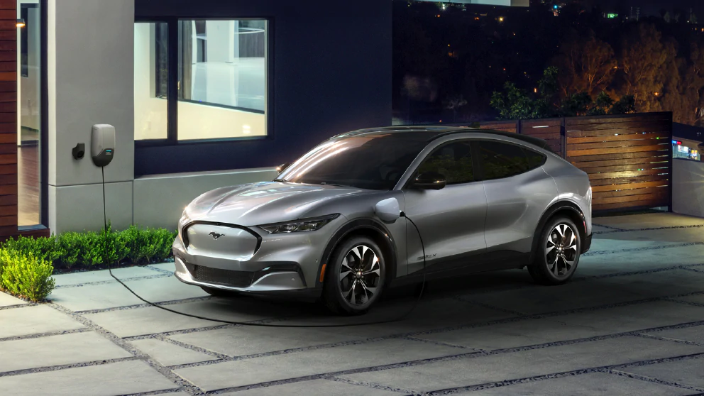 2021 Ford Mustang Mach E Suv All Electric Exhilarating Ford Mustang New Ford Mustang Mustang