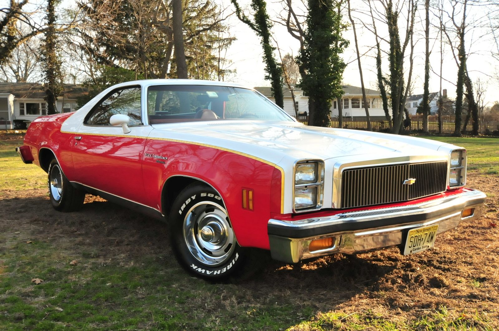 All Chevy 1977 chevrolet : 1977 Chevrolet El Camino. Find parts for this classic beauty at ...