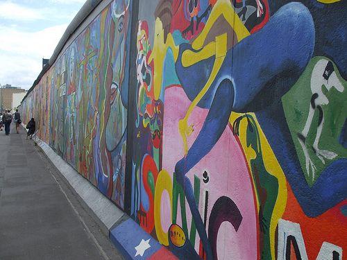 East Side Gallery Berlin Street Art Graffiti East Side Gallery Street Art