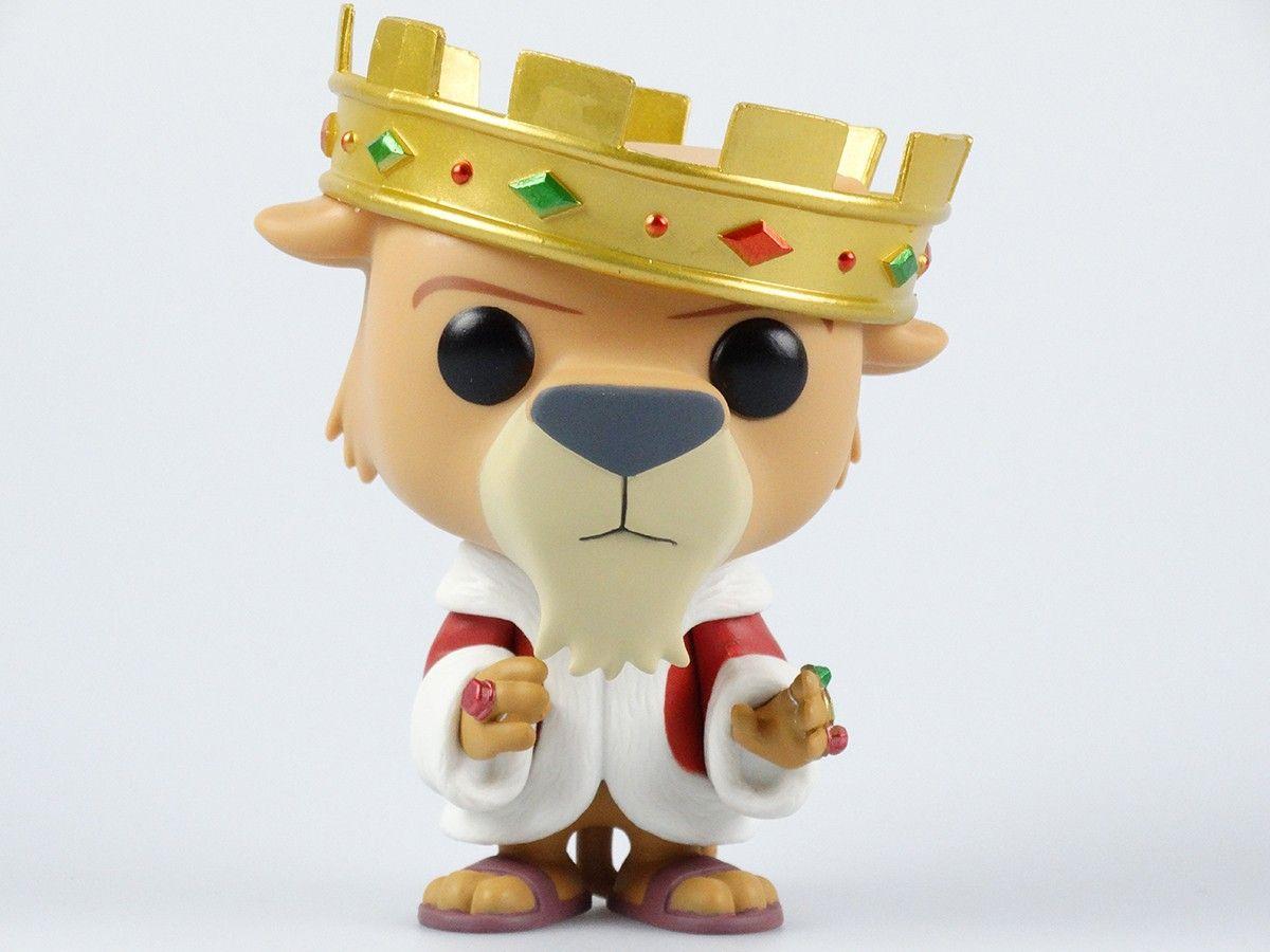 Funko Pop Vinyl - Disney - Robin Hood - Prince John