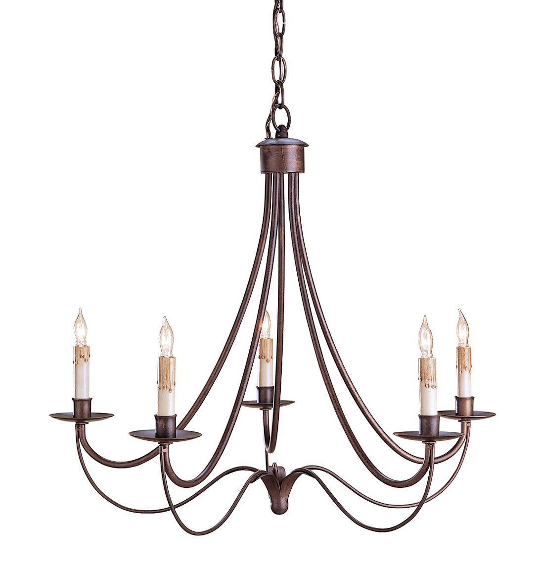 Cottage Home Lighting Chandelier Ceiling Lights Wrought Iron Chandeliers Simple Chandelier
