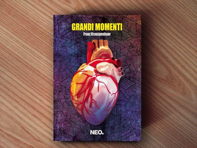 """In esclusiva per Una casa sull'albero un estratto dal romanzo """"Grandi momenti"""" di Franz Krauspenhaar, uscito oggi per Neo Edizioni. #Libri"""