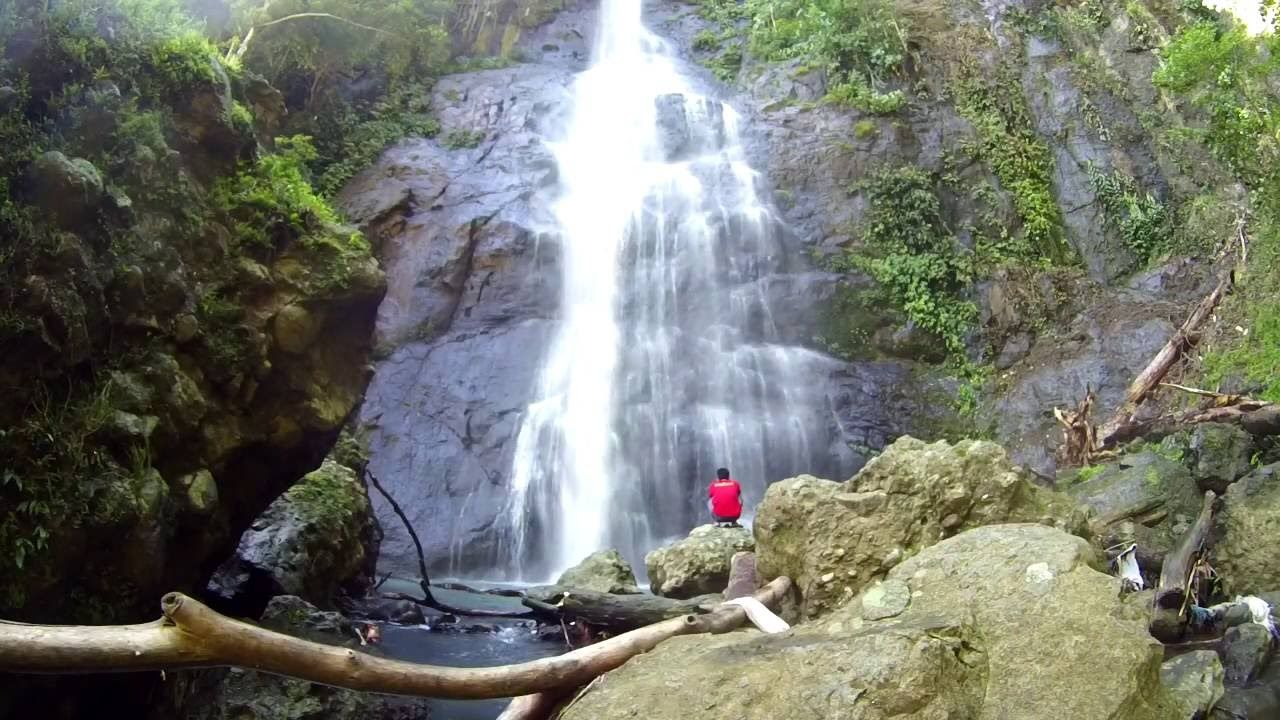 air terjun tamasapi tempat wisata menggoda di sulawesi barat sulawesi barat