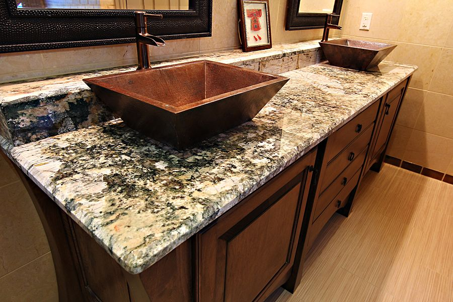 bathroom inspiring countertops ideas various materials small