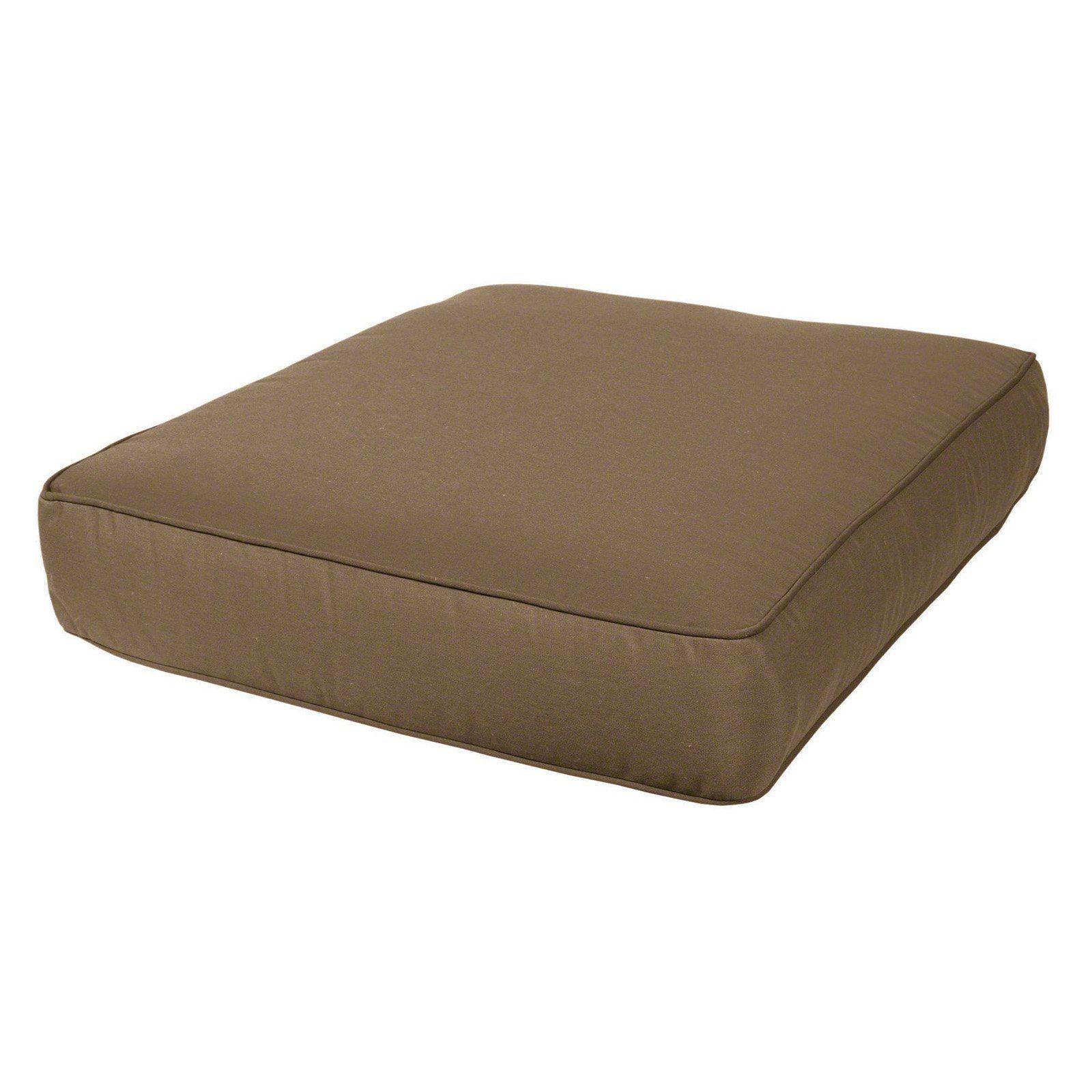 Cushion Source 26 X 30 In Solid Deep Seating Sunbrella Chair