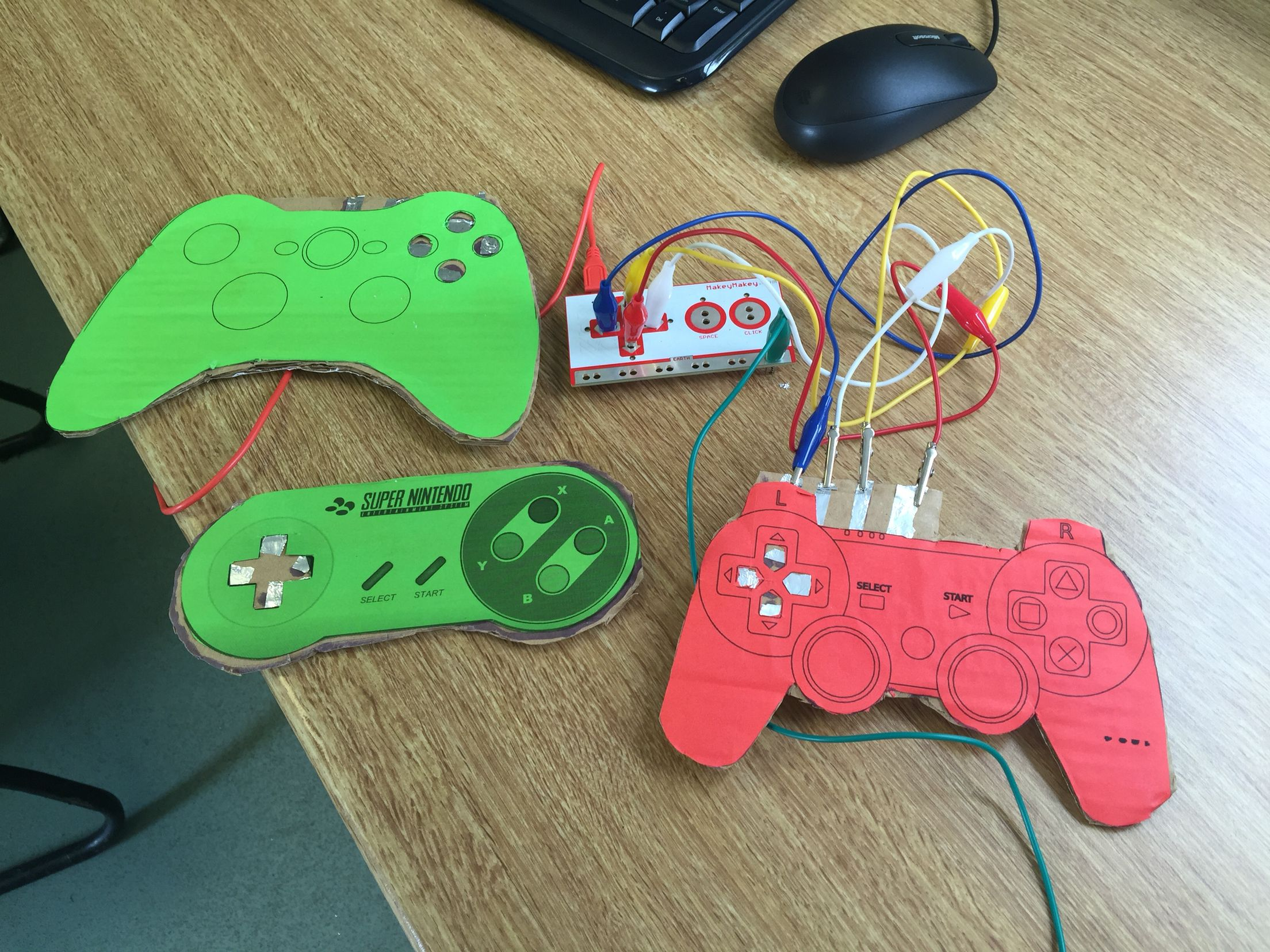 Image result for makey makey controller