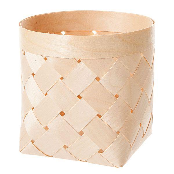 Viilu basket, M, by Verso Design.