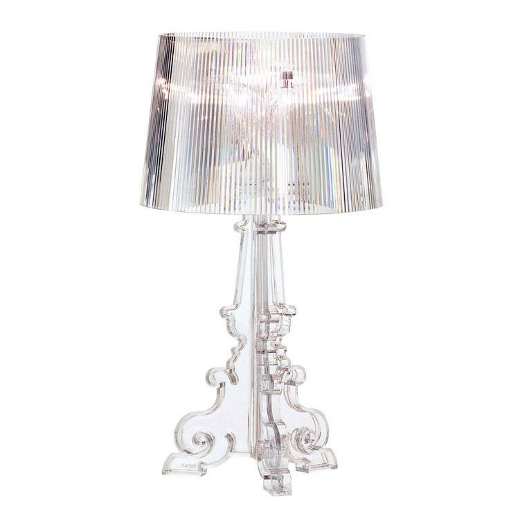 Bourgie Lampa, Kristall, Kartell | Bourgie lamp, Kartell