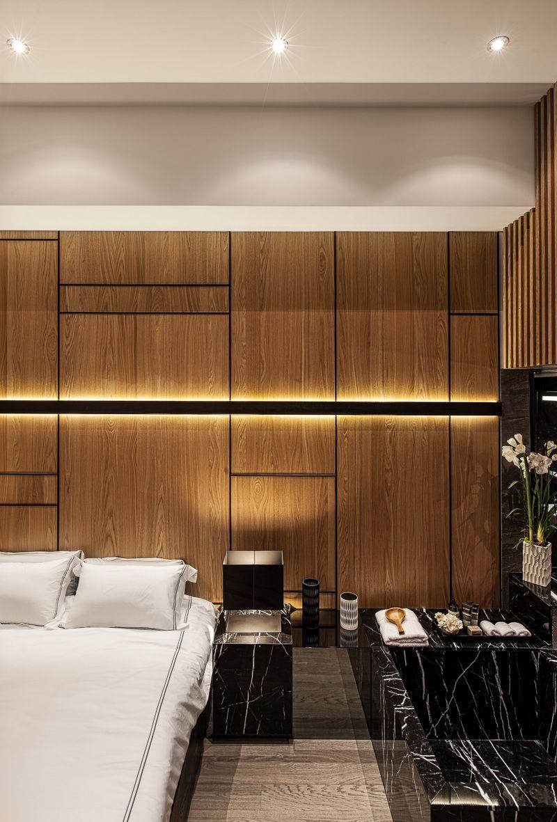 idee für indirekte beleuchtung im schlafzimmer von aura-lifestyle-t ...