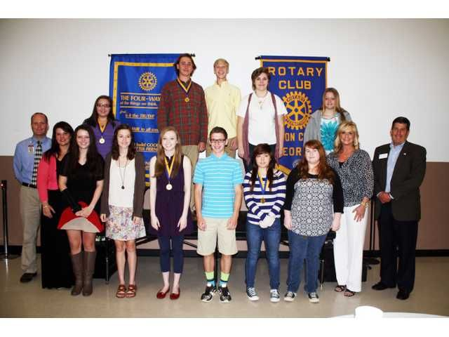 rotary club essay winners reflect on life lessons education rotary club essay winners reflect on life lessons