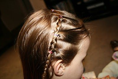 Lots of Ideas for little girls hair styles!