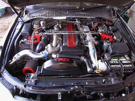 Toyota Soarer 25GT Twin Turbo | Toyota | Toyota, 2jz engine