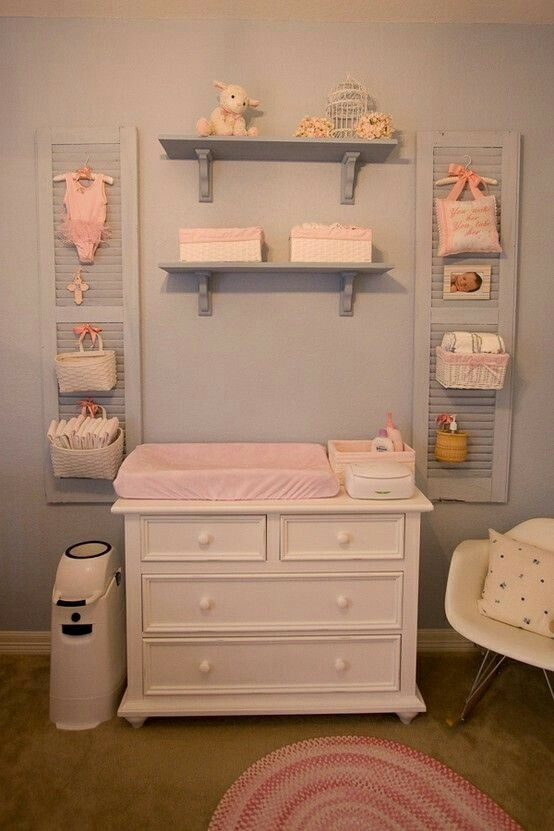 Commode langer en 19 exemples superbes sadie 39 s room for Babyzimmer wandbemalung