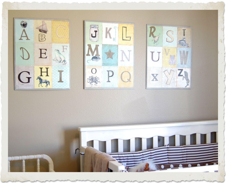 The Graphics Fairy Diy Nursery Room Wall Decor