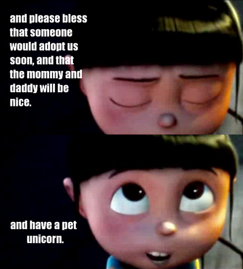 And Have A Pet Unicorn Despicable Me 3 Movie Quotes Funny
