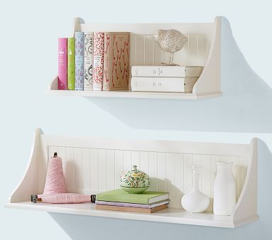pottery barn kids shelving great for decorative accents or extra rh pinterest com
