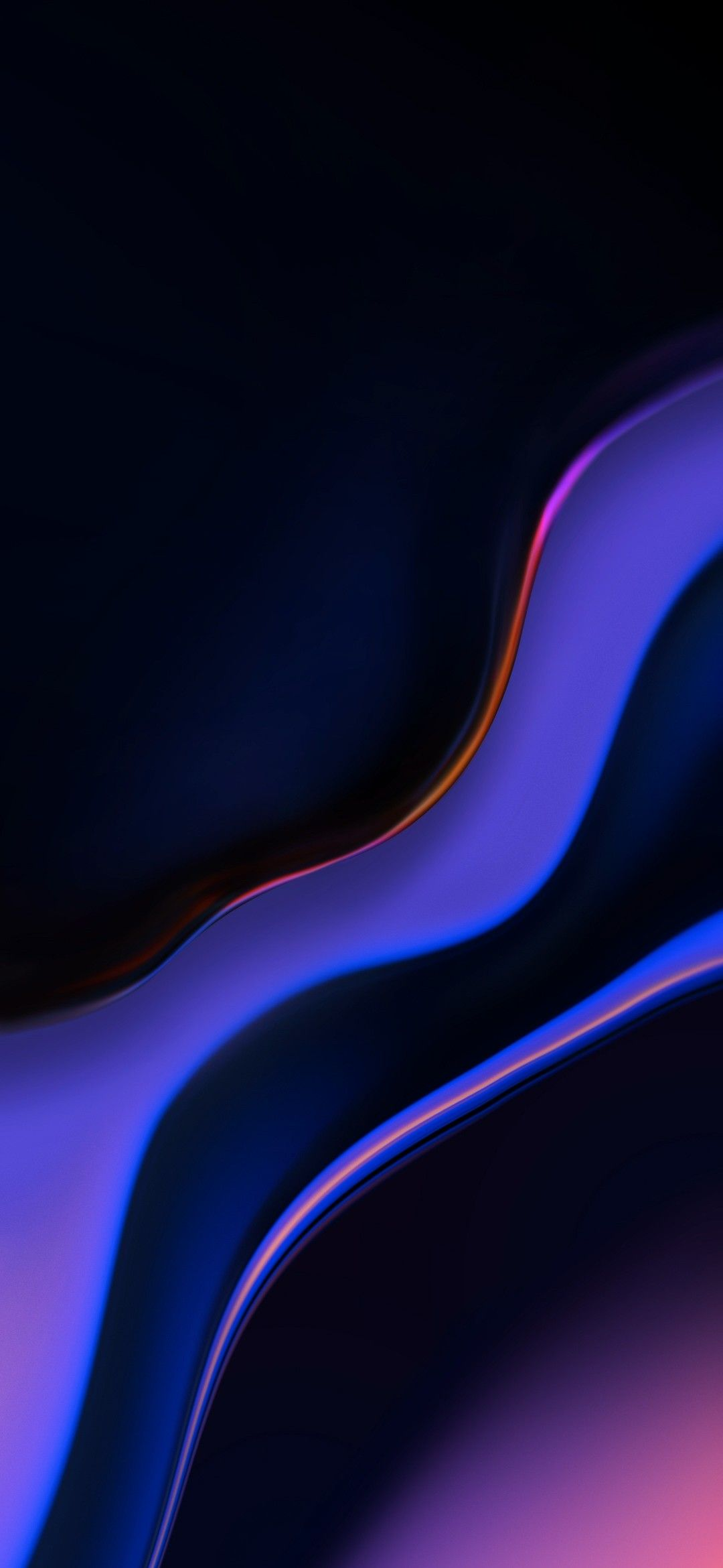 oneplus 6t abstract amoled liquid gradient in 2018 pinterest