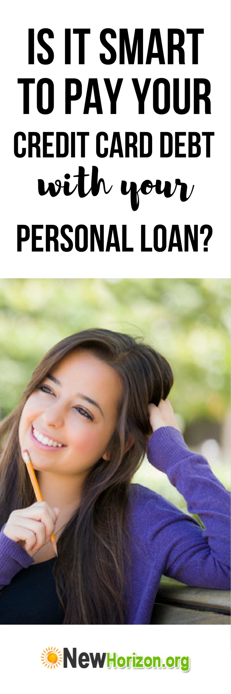 Is It Smart To Pay Your Credit Card Debt With Your Personal Loan Personal Loans Credit Cards Debt Debt