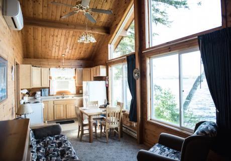 minnesota cabins for rent at pehrson lodge on lake vermilion mn rh pinterest com