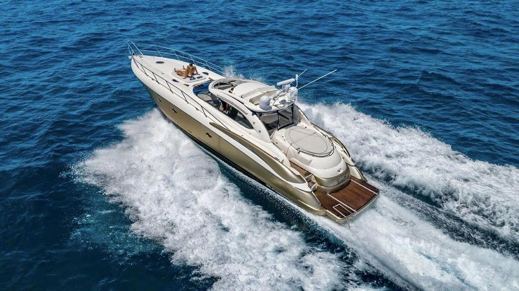60 sunseeker boats for rent rockon recreation rentals