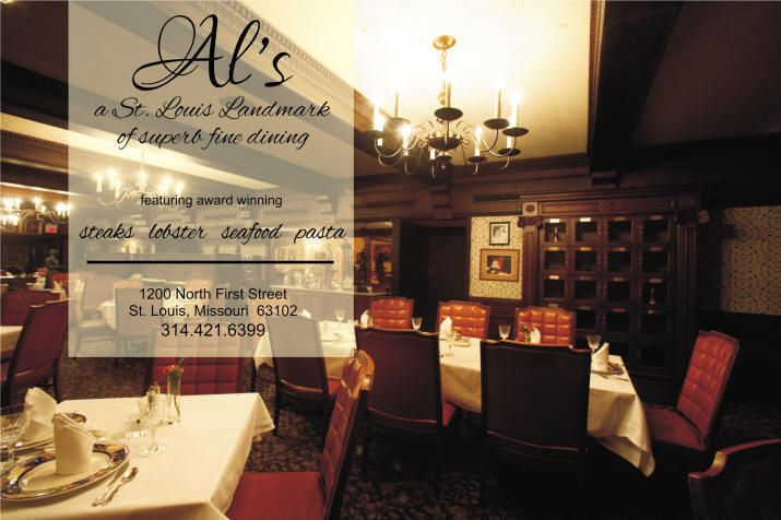 Als Restaurant Another Of St Louis Long Time And Well Known Restaurants